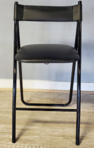 BLK Bar Height Studio Chairs