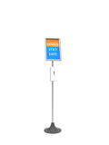 Trappa Tube Sanitizing Station Stand