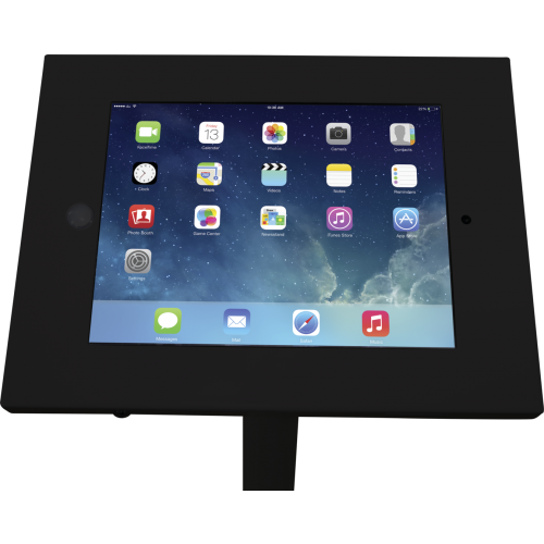 Freestanding iPad Stand- Black