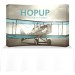 Hopup 7.5ft Curved Tabletop TensionFabric Display