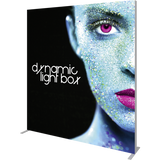 Vector Frame Dynamic Light Box Rectangle 03