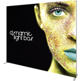 Vector Frame Dynamic Light Box Rectangle 04