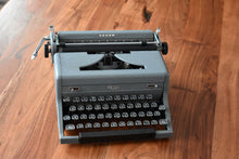 Load image into Gallery viewer, Royal Arrow Manual Typewriter - 100% Functional - Comes with Fresh Ribbon, Original Case, Key, Brush - Working Typewriter