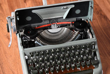 Load image into Gallery viewer, Olympia Manual Typewriter - 100% Functional - Comes with Fresh Ribbon and Original Case - Working Typewriter