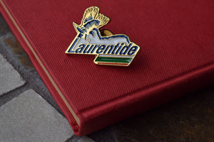 Laurentide Beer Lapel Pin - Quebec, Canada - Vintage - Alcohol Collectible