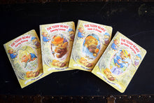 Load image into Gallery viewer, The Teddy Bears Cardboard Books - Set of 4 Hardcovers - Illustrated Books - Printed in Great Britain - 1992 - Baby Books - Mom Shower Gifts