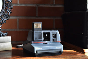 Polaroid Impulse Instant Camera - Retro Cameras - 1980s - Made in the USA