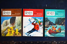 Load image into Gallery viewer, Readers Digest Skill Learner Book Collection - Set of 9 Paperbacks - Vintage Learning Books - English Language - Printed in Canada - 1969