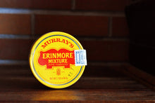 Load image into Gallery viewer, Murrays Erinmore Mixture Tobacco Tin - MURRAY'S ERINMORE MIX - Vintage Advertising Container - Net 2oz Weight - Belfast, Northern Ireland - Lot 2