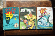Load image into Gallery viewer, Set of 11 Beginner Books Book Collection - Vintage Hardcover Books - Dr. Seuss & Other Authors - Printed in the USA - 1960s