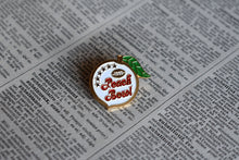Load image into Gallery viewer, 1985 Atlanta Peach Bowl College Football Championship Lapel Pin - Vintage - College Football League Memorabilia