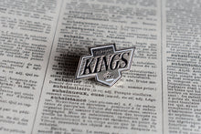Load image into Gallery viewer, Los Angeles Kings NHL Lapel Pin - 1990s - National Hockey League Sports Memorabilia - Vintage NHL Pins - Lot 1