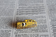 Load image into Gallery viewer, CP Rail Train Lapel Pin - Vintage Railway Collectible - Canadian National Railways - CPR - Vintage Railroadiana Pinback - Lot 1