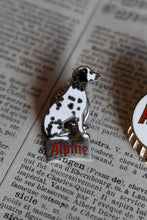Load image into Gallery viewer, Alpine Beer Lapel Pins - Set of 2 - Vintage