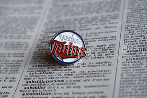 Minnesota Twins MLB Lapel Pin - Vintage - Major League Baseball Sports Memorabilia