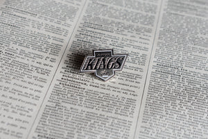 Los Angeles Kings NHL Lapel Pin - 1990s - National Hockey League Sports Memorabilia - Vintage NHL Pins - Lot 1