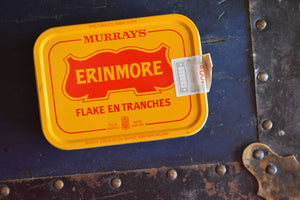 Murrays Erinmore Mixture Tobacco Tin - MURRAY'S ERINMORE MIX - Vintage Advertising Container - Belfast, Northern Ireland - Lot 2