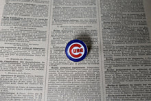Load image into Gallery viewer, Chicago Cubs MLB Lapel Pin - Vintage - Major League Baseball Sports Memorabilia - MLB Pins