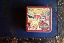 Load image into Gallery viewer, Kraft Cracker Barrel Cheese Tin - Vintage Food Advertising Container- Made in Canada - 1990s