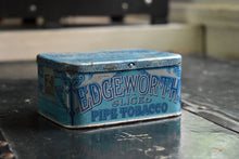 Load image into Gallery viewer, Edgeworth Sliced Pipe Tobacco Tin - Larus & Bro. Co. - Richmond, Virginia - Made in the USA