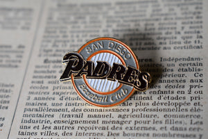San Diego Padres MLB Lapel Pin - Vintage - Major League Baseball Sports Memorabilia - Lot 1