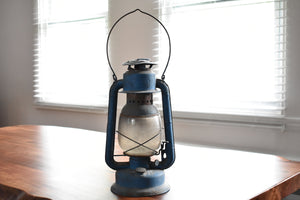 Blue Beacon Lantern - Made in Canada