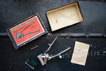Load image into Gallery viewer, Hoffritz Haarschneide Maschine Manual Hair Clippers - Vintage Original Box - Made in Germany