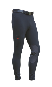 [Reflect-O Endurance Riding Tights for Women] - Rackers Wear