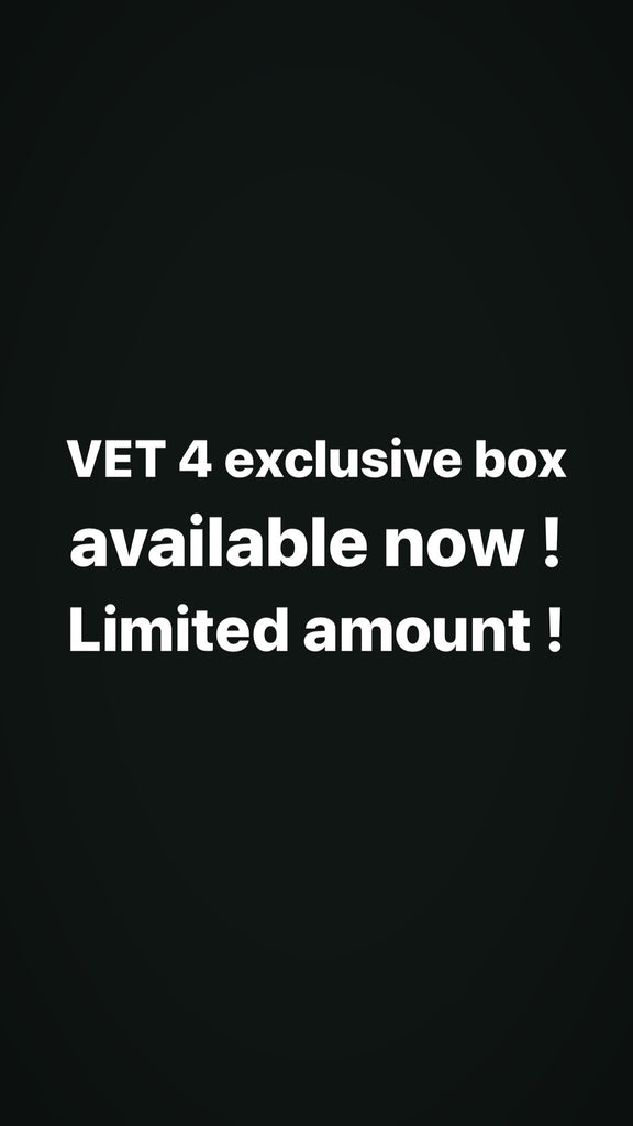 VETS 4 Box - Onesie Nation USA