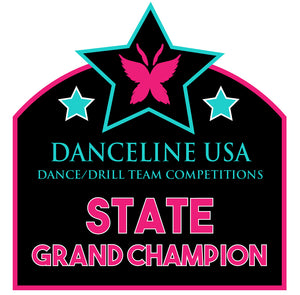 State Grand Champion Patch