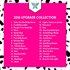 Upgrade Dance Edit Collection CD