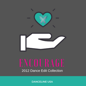 Encourage Dance Edit CD