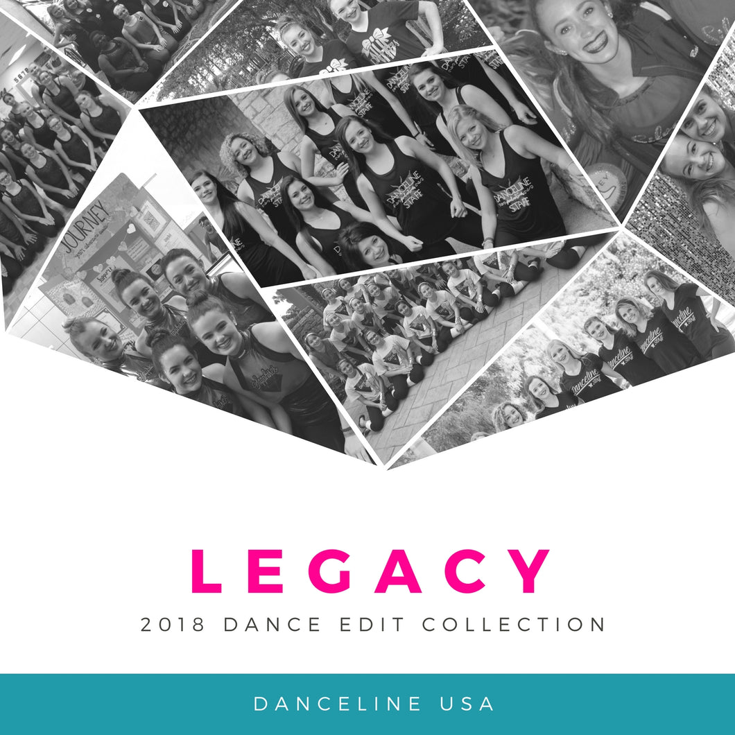 Legacy 2018 Dance Edit CD