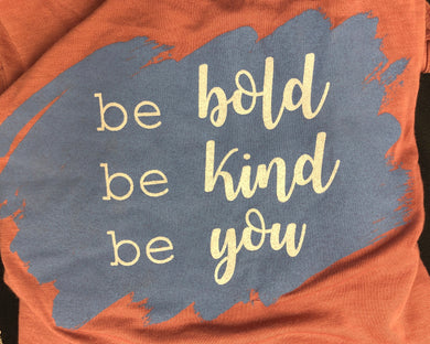 Be Bold Tank Top