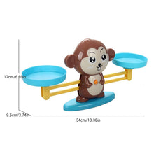 Load image into Gallery viewer, MONKEY - Math Skill Boosting Toy