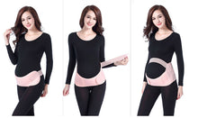 Load image into Gallery viewer, BELLY BELT - Pregnancy Support Band