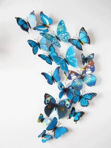 KALEIDOSCOPE - Butterfly 3D Wall Decals