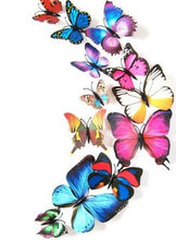 Load image into Gallery viewer, KALEIDOSCOPE - Butterfly 3D Wall Decals