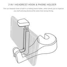 Load image into Gallery viewer, HOOK - Car Headrest Hanger