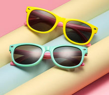 Load image into Gallery viewer, ROCKSTAR - Kids Polarised Sunglasses