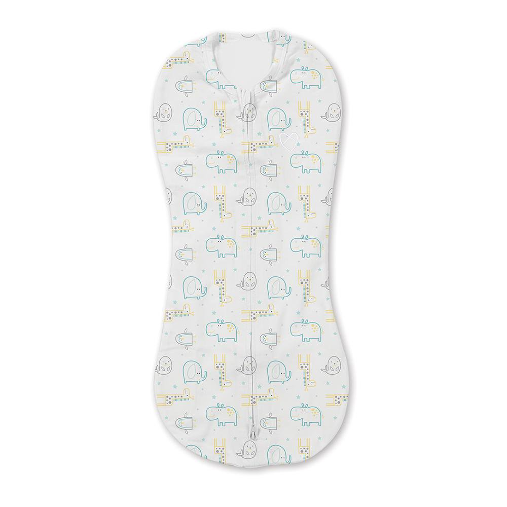 Summer Infant Seal Good Time Swaddle Me Pod - 0-3 Months Small