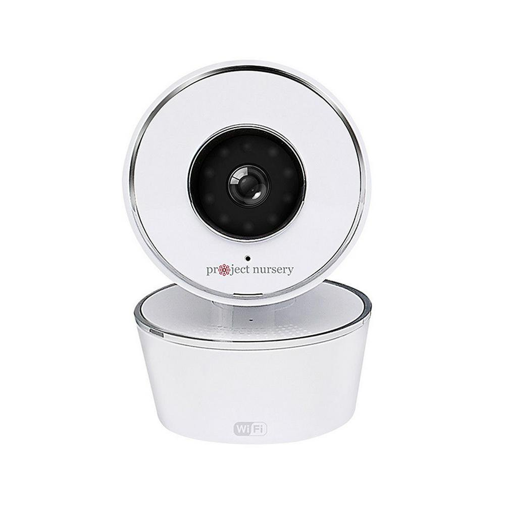 Project Nursery WiFi Baby Monitor with Pan Tilt & Zoom Camera - 720p Default Title