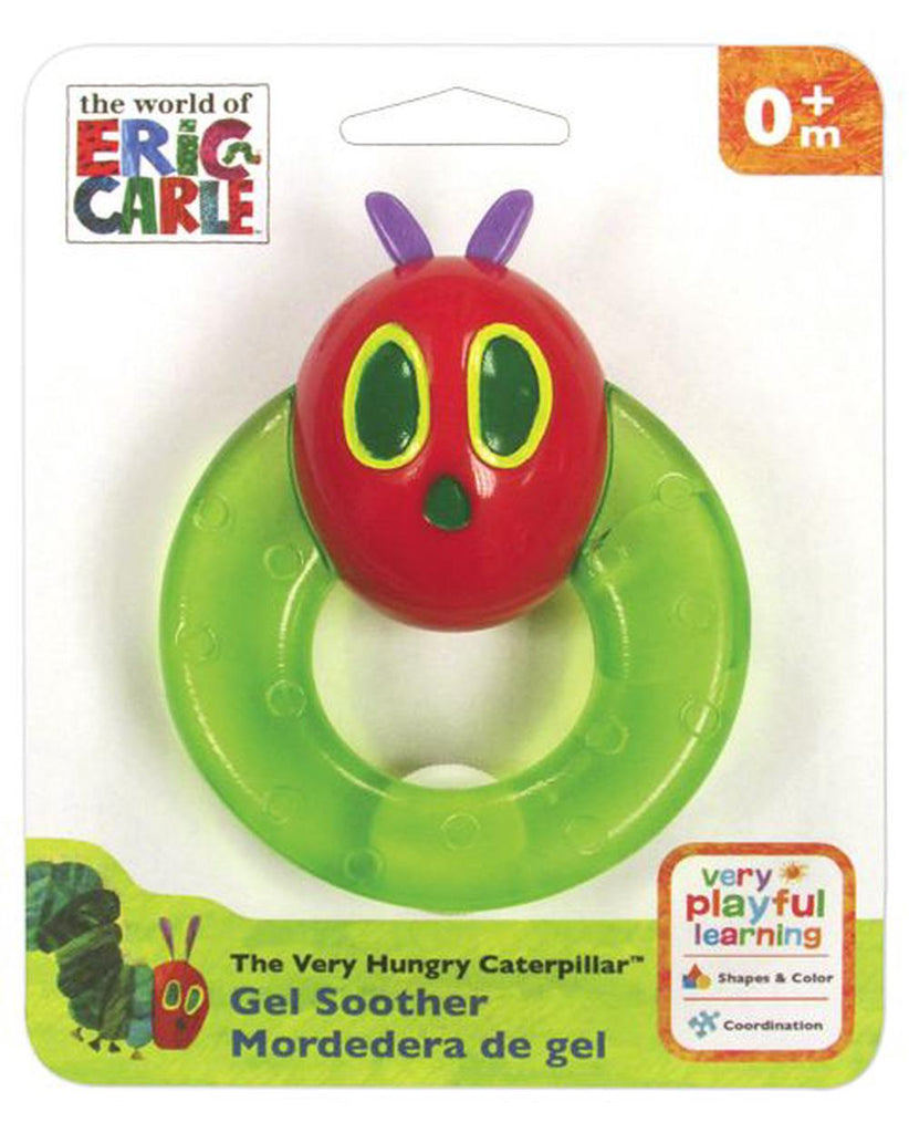 Very Hungry Caterpillar -  Gel Soother