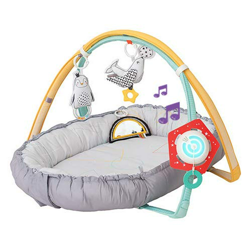 TAF Toys Musical Newborn Nest & Gym 100 x 80 x 53cm Multi