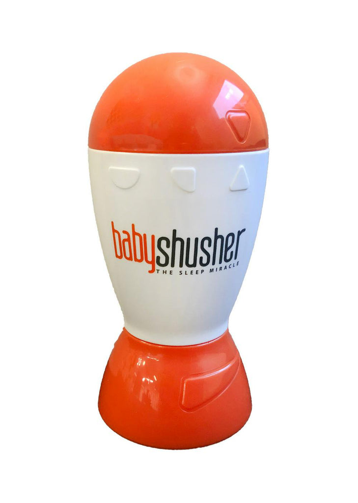 Baby Shusher Baby Shusher Portable Sleep Aid Orange/White