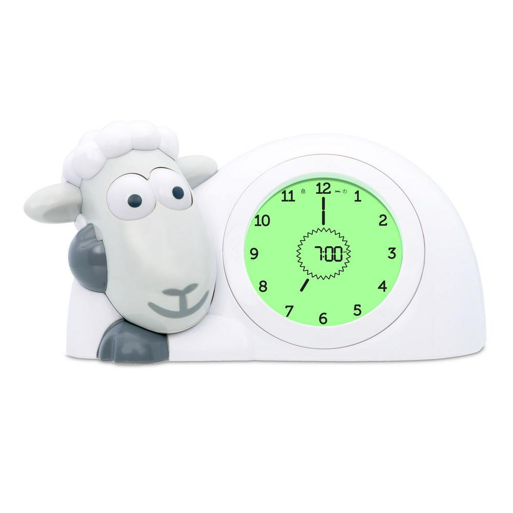 Zazu Sleeptrainer Sam The Lamb (Grey) Grey