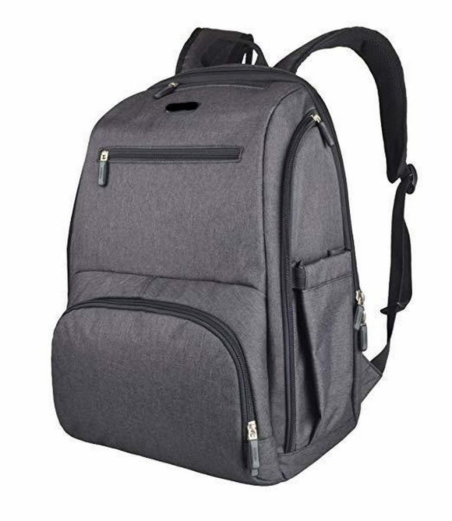 La Tasche Metro Nappy Backpack 30L Black