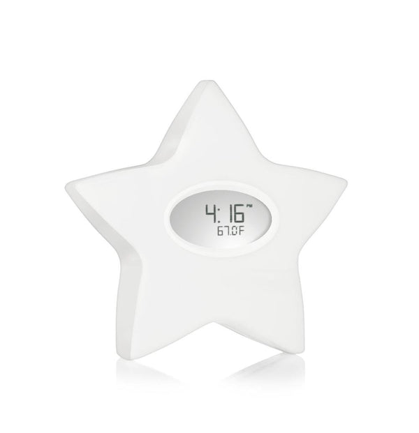 Serenity Star Sound Machine, Night Light And Clock