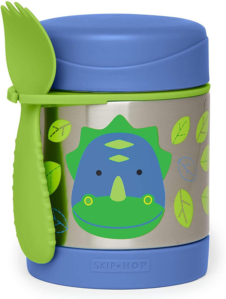 Zoo Insulated Food Jar (Dino)