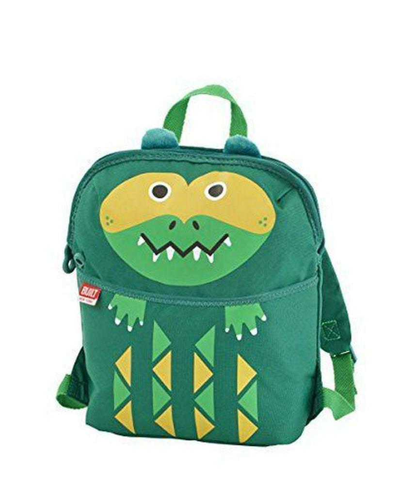 BUILT NY Big Apple Buddies Lunch Backpack Alligator Default Title
